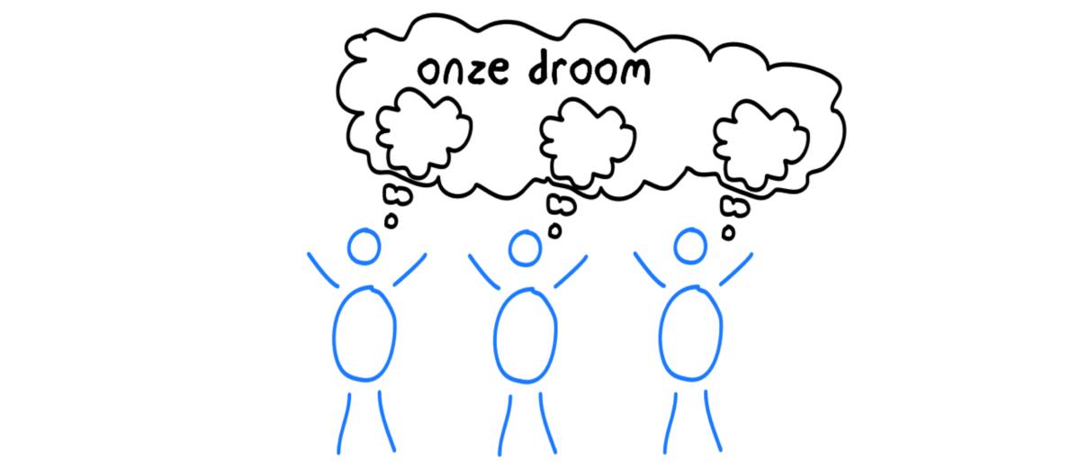 Dromen, wat zou jij veranderen